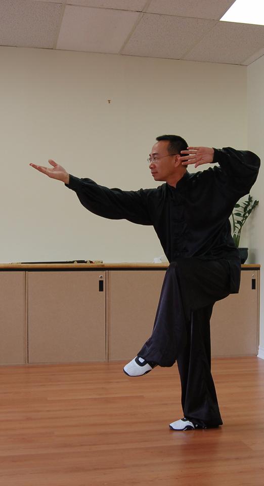 tongbei posture